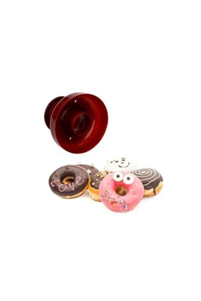 Yuvarlak Çörek Donut Kesme Kalıbı Yerli Ürün