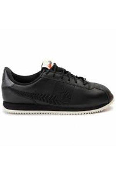 Kadın Siyah Cortez Basic Prm Emb Spor Ayakkabı Av1336