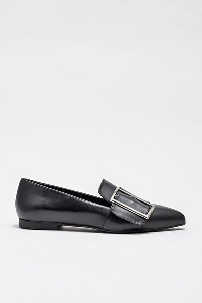 Kadın Teressa Sıyah Casual Ayakkabı 20KDS50247