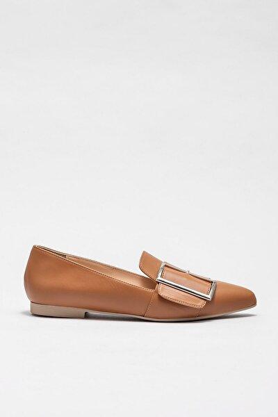 Kadın Teressa Taba Casual Ayakkabı 20KDS50247