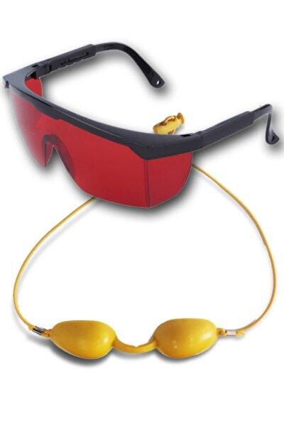 2 Gözlük Lazer Epilasyon Estetisyen Kırmızı Ipl Hasta Sarı Ipl Gözlük Koruyucu Ipl Gözlüğü