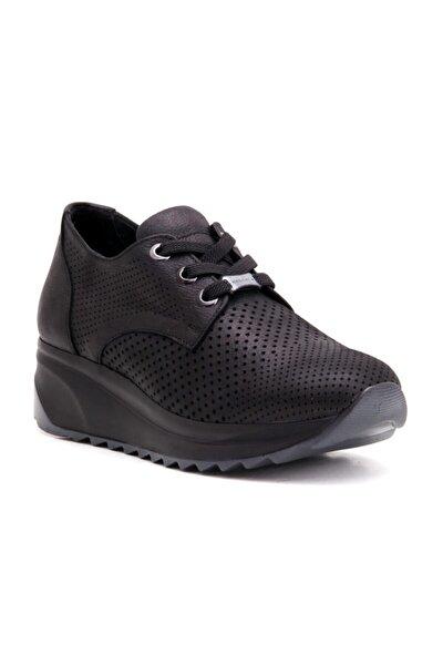 Kadın Siyah Günlük Ayakkabı D20ya-350