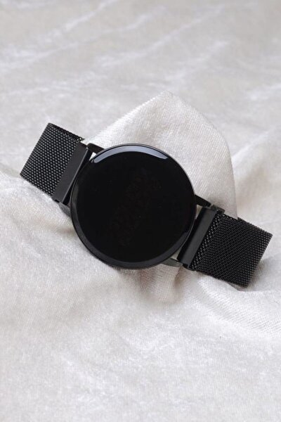 Mıknatıslı Dokunmatik Unisex Kol Saati