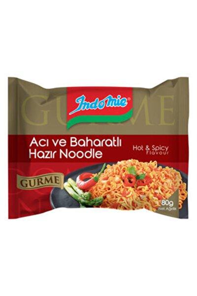 Indomie Gurme Acı Ve Baharatlı Hazır Noodle 80 G