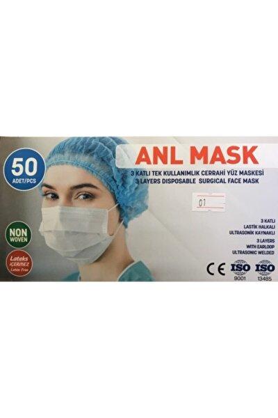 Cerrahi Yüz Maskesi Meltblown