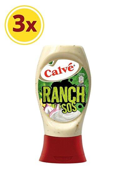 Ranch Sos 245 gr X 3 Adet