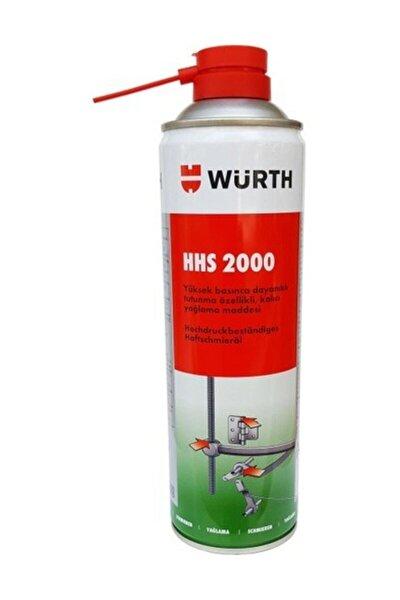 Hhs 2000 Sıvı Gres 500 Ml 0893 106