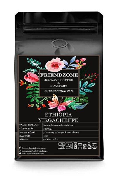 Ethiopia ( Etiyopya ) Yirgacheffe Yöresel Espresso Çekirdek Kahve 250 Gr