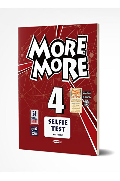 More And More 4. Sınıf Selfie Test