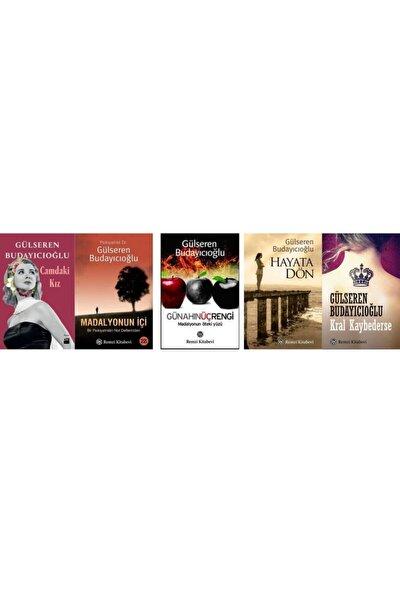 Gülseren Budayıcıoğlu 5 Kitap Set