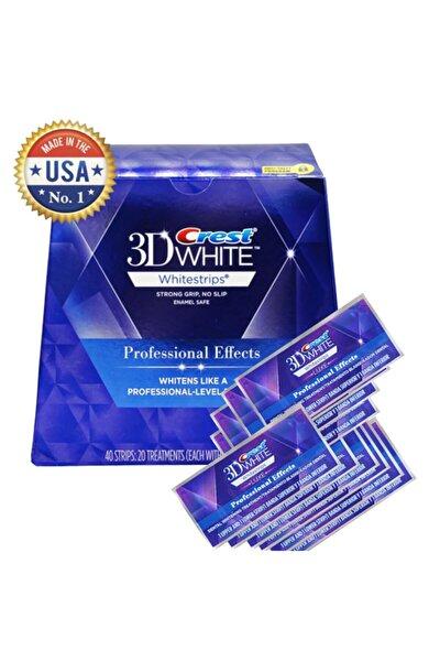3d White Professional Effects Diş Beyazlatma Bantları (20 Bant)