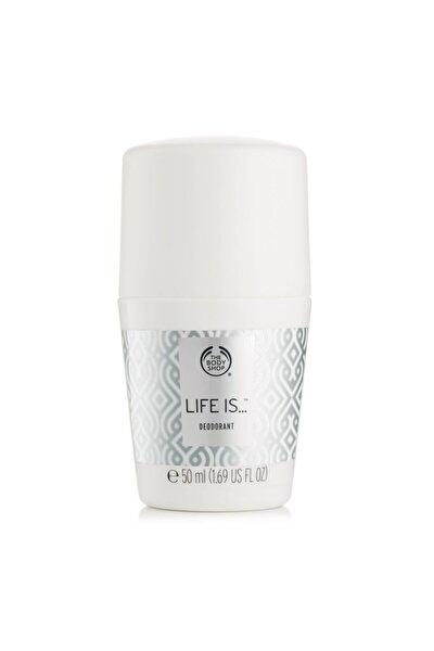 Life Is...™ Roll-on Deodorant 50ml