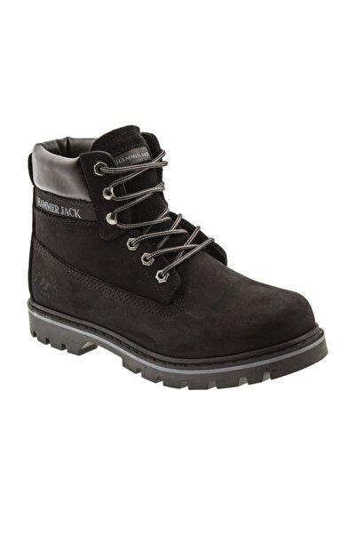 Siyah Nubuk Erkek Ayakkabı 102 16600-m