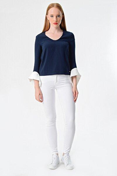 Kadın Beyaza Pantolon