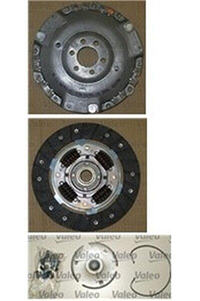 Debriyaj Seti-210mm (vw Golf 98-06 Seat Leon 00-06) Bcb-azd - Luk-621300609