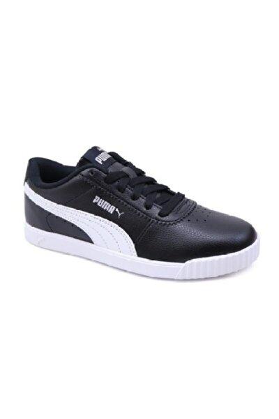 Kadın Siyah Spor Ayakkabı 370548_01