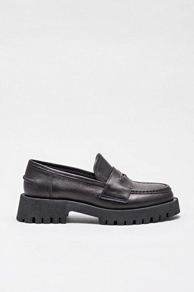 Kadın Helıpıo Sıyah Casual Ayakkabı 20KIK3063