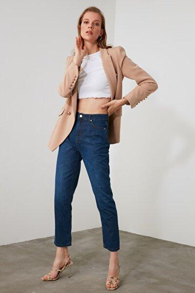 Mavi Yüksek Bel Skinny Jeans TWOAW21JE0455