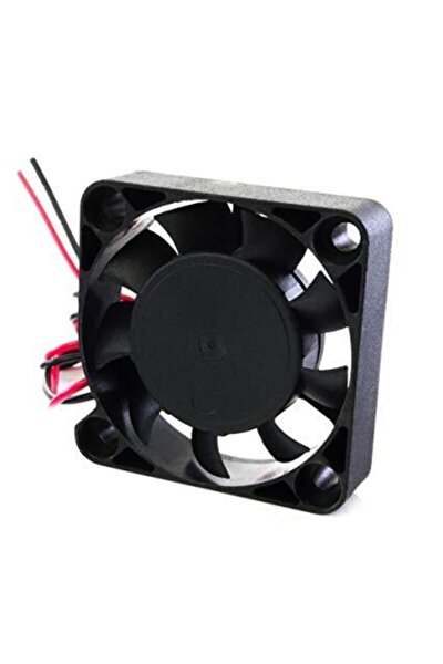12 Volt Fan 40x40x10mm Dc 12v 0,10a