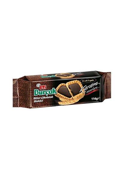 Burçak Bitter Çikolatalı Bisküvi 114 gr