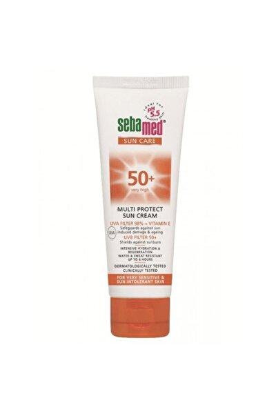 Spf 50+ Çok Yönlü Koruyucu Güneş Kremi 75 ml