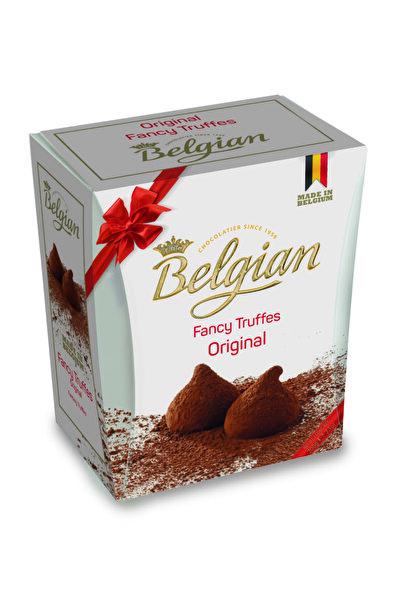 Belgıan Kakao Kaplı Trüf Belçika Çikolatası 200g