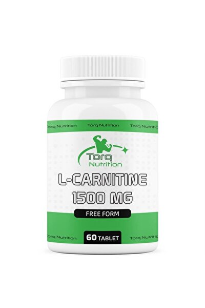 L-carnitine 1500 Mg. 60 Tablet