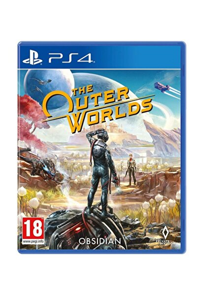 The Outer Worlds Ps4 Oyun