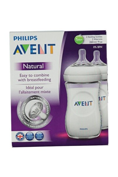 Philips Natural Pp Biberon 260ml Ikili