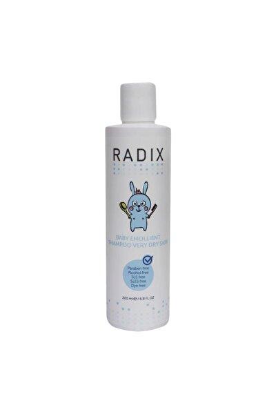 Baby Emollient Shampoo 200 Ml Bebekler Için Emolient Şampuan