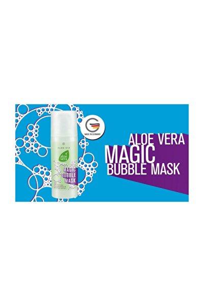 Aloe Vera Sihirli Köpük Maske - Yeni Köpüren Maske