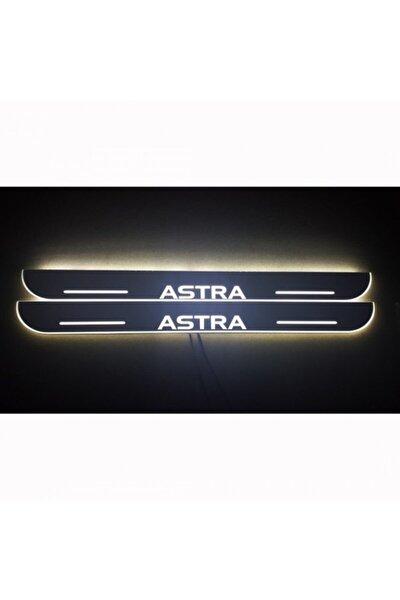 Opel Astra Plastik Işıklı Kapı Eşiği 2li 47x4.5cm