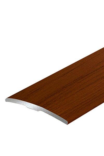 Alüminyum Kapı Eşik Profili, Parke Çıtası, Kapı Eşiği, Kiraz, 37mm 90cm