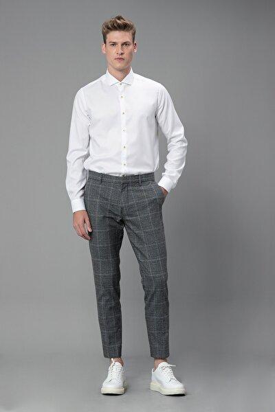 Glencoe Spor Gömlek Comfort Slim Fit Beyaz