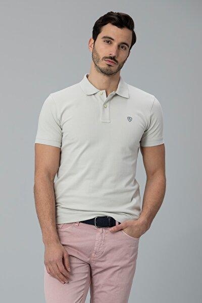 Laon Spor Polo T- Shirt Taş