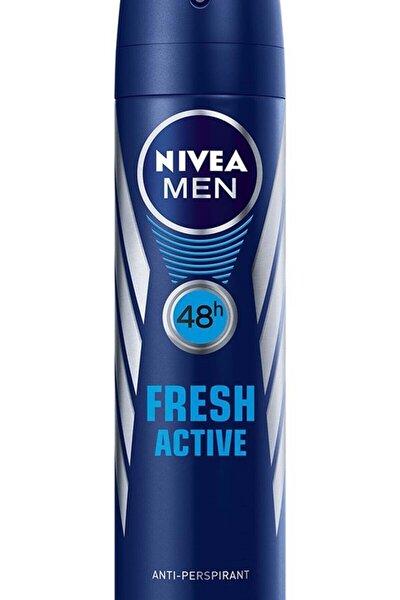 Men Deodorant Fresh Active Erkek 150 ml
