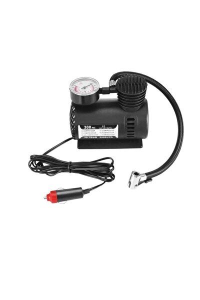 Oto Araç Çakmak Lastik Şişirme Pompa Şişirici Hava Kompresörü