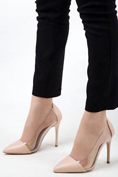 Kadın Ten Ayakkabı