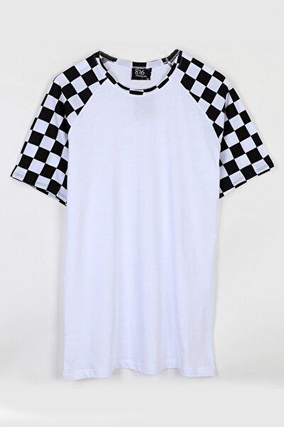 Unisex Beyaz Tişört