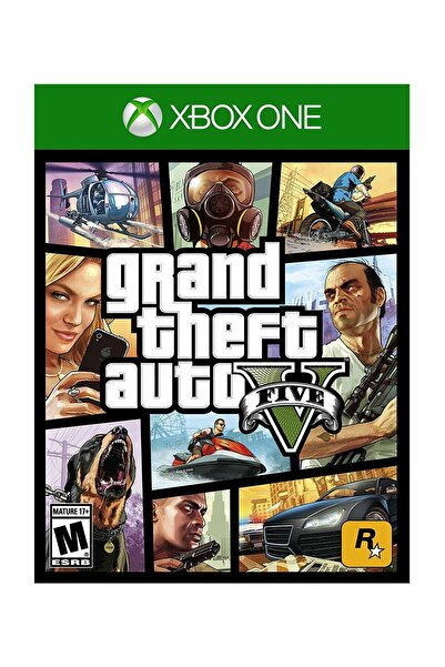 Grand Theft Auto 5 Xbox One Oyun
