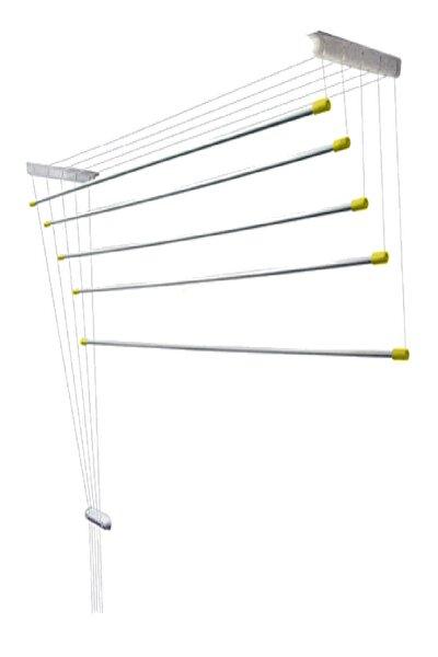 5 Lı 200 cm Asansörlü Çamaşırlık