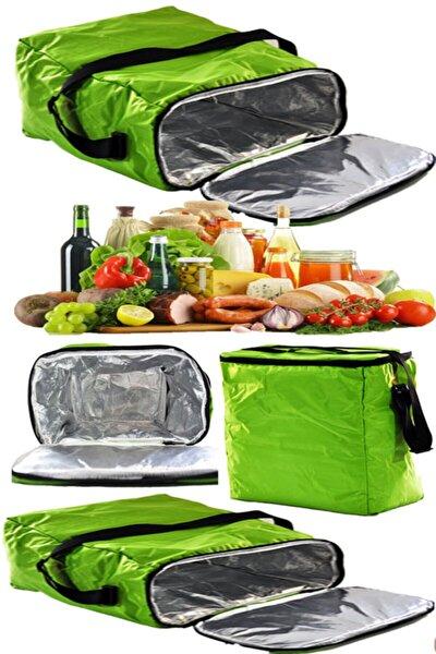 Shelay Design 40 Litre Sıcak Soğuk Korumalı Piknik Gıda Bagaj Eşya Düzenleyici Termal Çanta She22