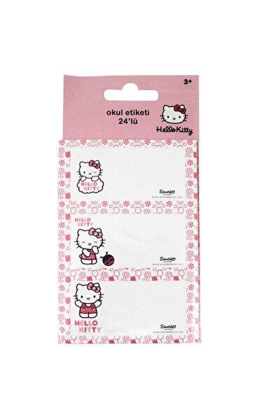 Hello Kitty Okul Etiketi Hk1400 /