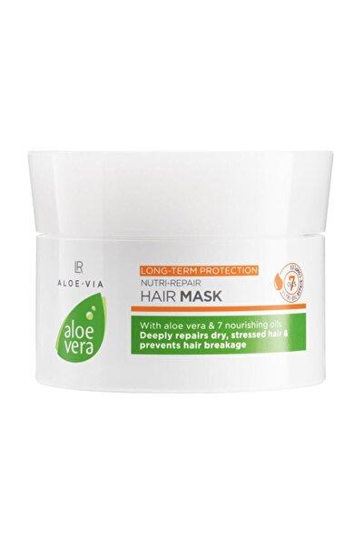 Aloe Vera Besleyici Onarıcı Saç Maskesi 200 Ml