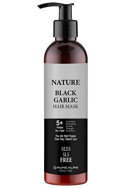 Nature Siyah Sarımsaklı Saç Maskesi 250 Ml