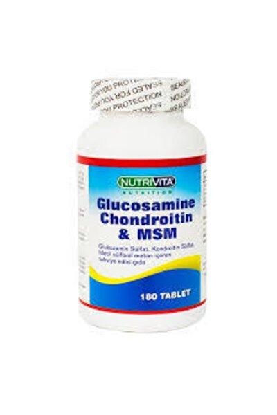Glucosamine Chondroitin Msm 180 Tab.