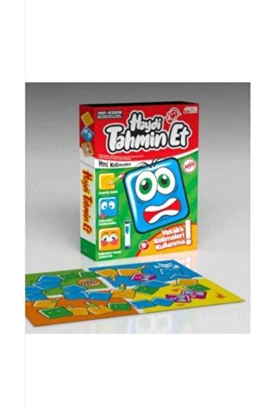 Yeni Nesil Eğlenceli Tabu Oyunu - Haydi Tahmin Et Oyunu