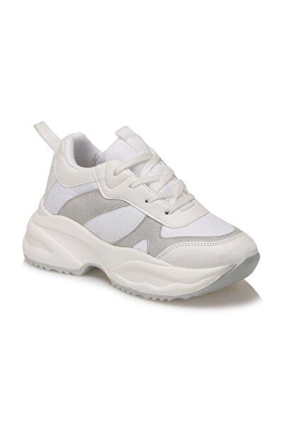 AGNESE Beyaz Kadın Fashion Sneaker 100662962