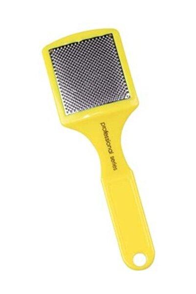Sarı Plastik Saplı Topuk Rendesi 8680742403554