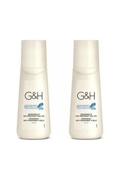 Terlemeye Karşı/koku Giderici Roll-on Deodorant - G&h Protect+™(2 Adet )
